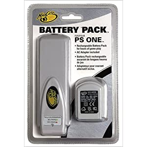 Play Station – PSone Battery Pack (Mad Catz)