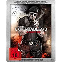 The Expendables 3 - A Man's Job - Extended Director's Cut - Limited Steelbook - Dolby Atmos