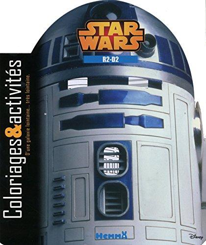 Star Wars - R2D2 - Coloriages & activités