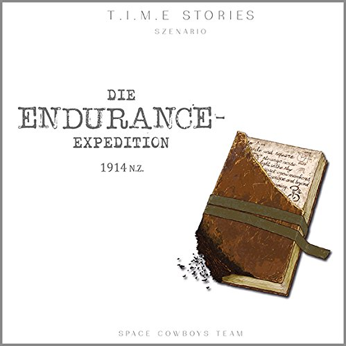Space Cowboys SCO0006 - T.I.M.E Stories - Die Endurance Expedition