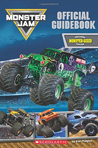 Monster Jam Official Guidebook por Kiel Phegley
