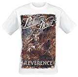 Parkway Drive Reverence - Cover - White T-Shirt White
