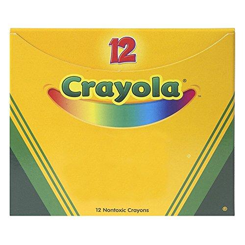 (Crayola LLC FR-HER BINNEY & SMITH BIN83651 BULK CRAYON REGULAR-BLACK)