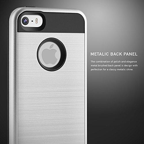 Iphone 5s Hülle Iphone 5 Se Hülle Bez Hybrid Silikon Outdoor