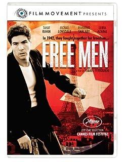 Free Men by Tahar Rahim