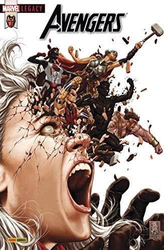 Marvel Legacy - Avengers nº6