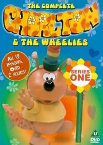 The Complete Chorlton & the Wheelies: Series One [DVD]