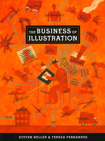 The Business of Illustration (Practical Design Books) por Steven Heller