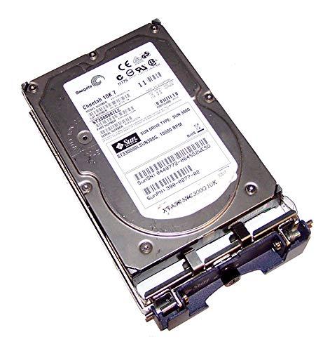 Seagate Cheetah 10 k .7 8.89 cm Festplatte 300GB 10000RPM Ultra320 SCSI, 68-polig, 8 MB, intern) -