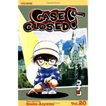 Case Closed, Vol. 20: Conan's Sense of Snow