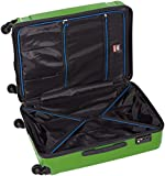 Travelite Koffer Colosso 4-Rad Polypropylen-Trolley L/M, 76 cm 184 Liters Grün 71210-80 - 5