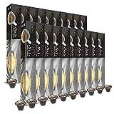 SanSiro 20x Kaffee Crema Baguette No. 1: Nespresso kompatible – 200 Kaffeekapseln, 1er Pack (1 x 1 kg)
