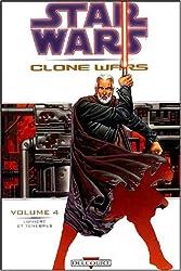 Star Wars - Clone Wars, tome 4 : Lumière et ténèbres