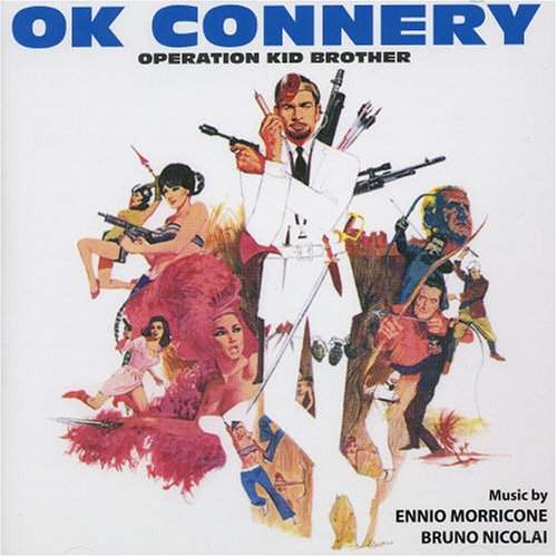 OK Connery (Operation Kid Brother) (Operation Kid Brother)