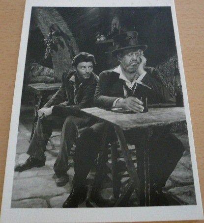 Film - René CLAIR - La beauté du diable - 10x15 cm CARTE POSTALE