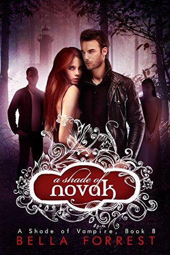 A Shade of Vampire 8: A Shade of Novak (English Edition)
