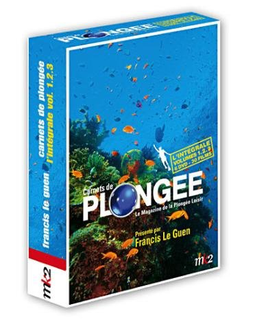 Carnets de plongée - Volume 1.2.3