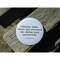 Amazon.es: chapas - Acepta pedidos personalizados: Handmade