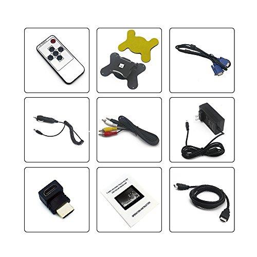 Sourcingbay 7 Digital TFT LED Color Receiver loved ones car PC Monitor HDMI VGA AV input Monitors