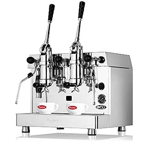 Heavy Duty Retro Espresso Coffee Machine 2 Group Electric Commercial Kitchen Restaurant Cafe Chef School