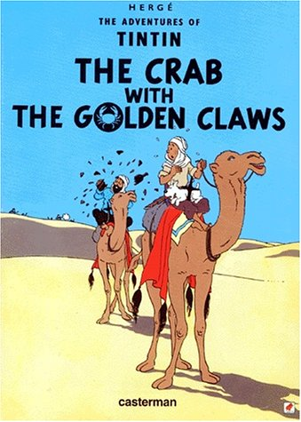 The Adventures of Tintin : The crab with gloden claws