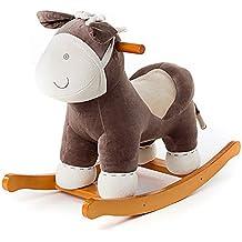 Schaukel Pferd De Schaukelpferd Plusch