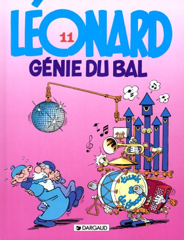 Léonard, tome 11 : Le Génie du bal