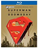 Superman: Doomsday [Blu-ray] [Import anglais]