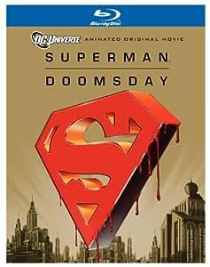 Superman: Doomsday [Blu-ray] [Import anglais]
