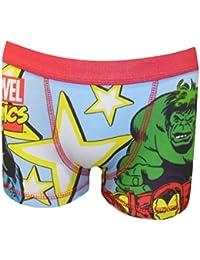 Marvel Comics Superheroes Garçons 1 X Boxer Shorts