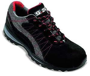 S24 - Chaussures de sécurité Homme Zéphir, noir - Pointure 40