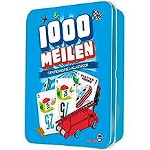 Dujardin 002789 - Kartenspiel - 1.000 Meilen