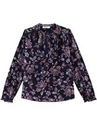 Promod Bluse mit Allover-Print