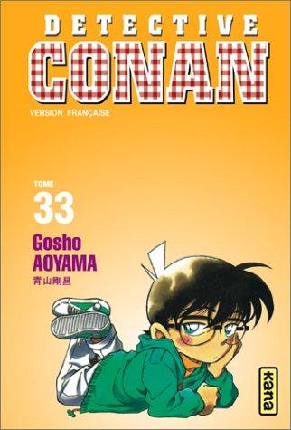 Détective Conan, tome 33 par Gosho Aoyama