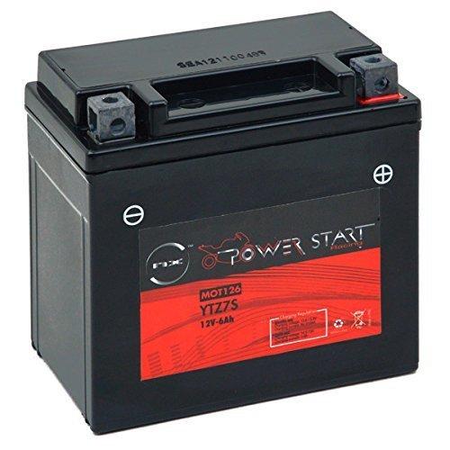 NX - Batteria moto YTZ7S / GTZ7S-BS 12V 6Ah