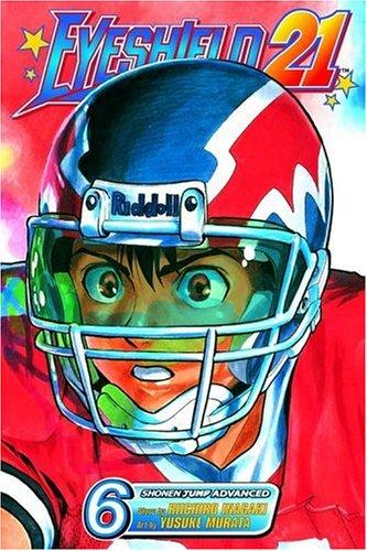 Eyeshield 21 Volume 6 por Riichiro Inagaki