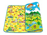 #10: Wish Kart Water resistence Double Sided Baby Play & Crawling Mat For Kids