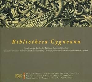 Sächsische Musiklandschaften im 16. und 17. Jahrhundert - Vol. 4 (Bibliotheca Cygneana)