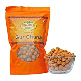 #9: Dhampur Green Gur Chana 150 g