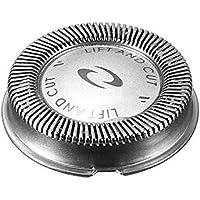oral-q 2pcs Dual Precision Ricambio Testine di Rasatura per Philips