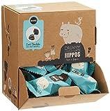 Barú Dark Chocolate Hippos Sea Salt Caramel Flowpack, 1er Pack (1 x 510 g)