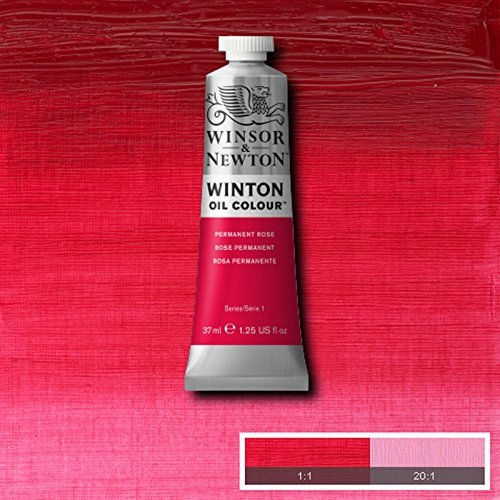 winsor-newton-winton-oil-paint-tube-artist-art-37ml-200ml-all-colours-permanent-rose-37ml