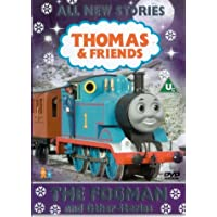 Thomas The Tank Engine & Friends - The Fogman and other stories