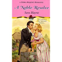 A Noble Resolve (Regency Romance)