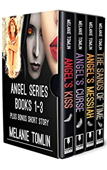 Angel Series Books 1-3 Boxed Set by [Tomlin, Melanie]