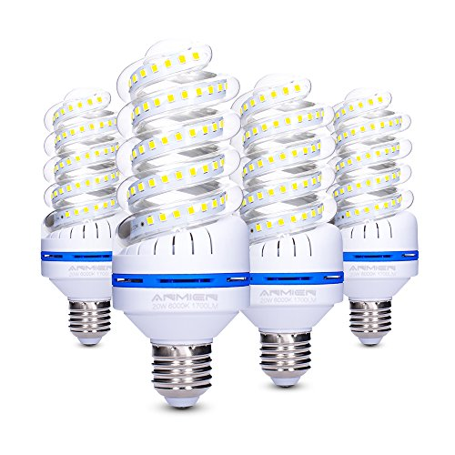 Bro.Light Lampadina LED E27, 20 W Lampade Equivalenti a 150W, 1700...