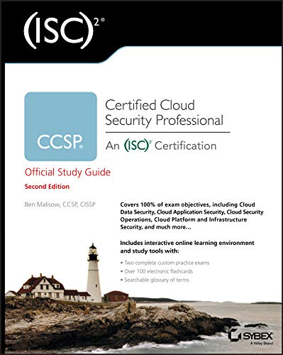 (ISC)2 CCSP Certified Cloud Security Professional Official Study Guide (English Edition)