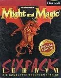 Might and Magic SIXPACK - Die komplette Rollenspielreihe