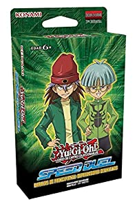 Yu-Gi-Oh! - Baraja de Principiante Speed Duel: Depredadores Definitivos (Devir YG19SDUPUSP)