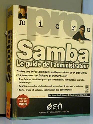 Samba, le guide administratif